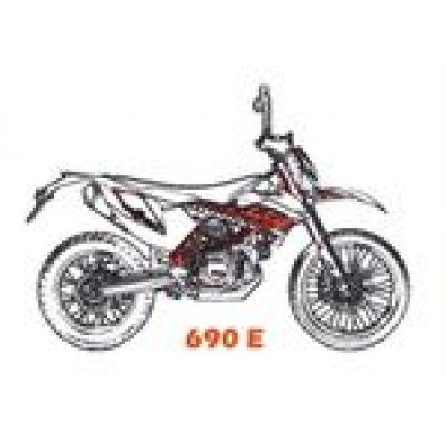 Выхлоп 690 ENDURO/R