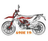 Выхлоп 690 ENDURO R 2019