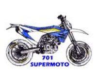 Выхлоп 701 SUPERMOTO