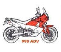 Выхлоп 990 ADV