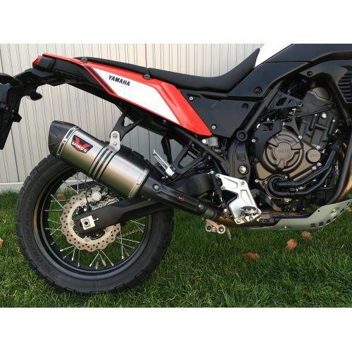 Выхлоп Yamaha T700