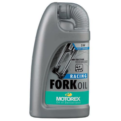 MOTOREX Масло вилочное Racing Fork Oil SAE 4W 1L синтетика