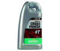 Масло моторное Cross Power 4T 10w60 1L синтетика