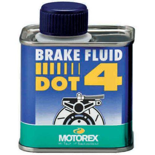 MOTOREX Жидкость тормозная DOT4 0.25L