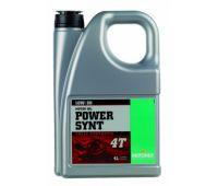 Масло моторное Power Synt 4T 10w50 4L синтетика
